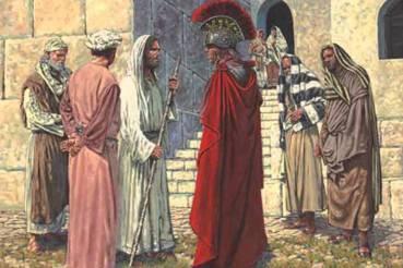 耶穌與羅馬軍官的情人