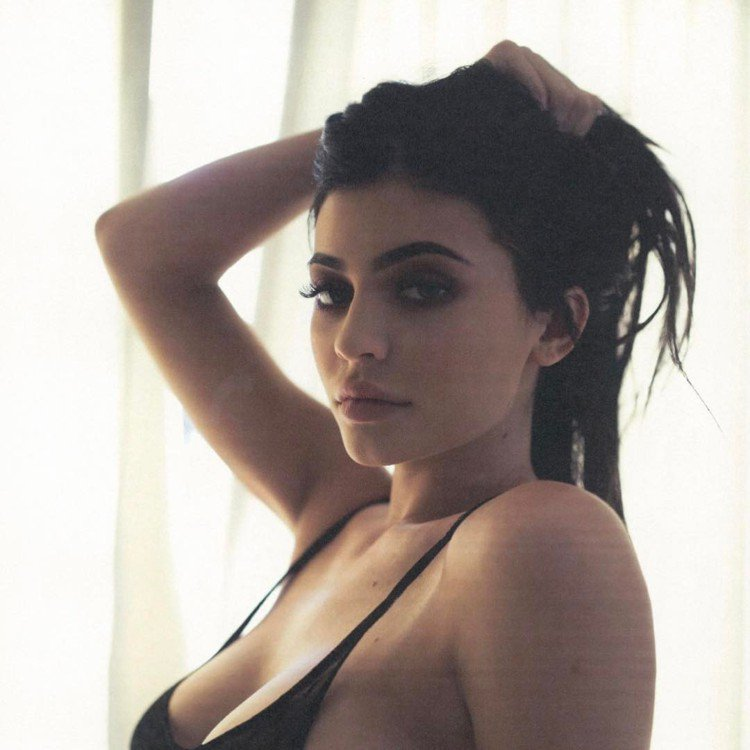 凱莉珍娜(Kylie Jenner)。圖/擷自instagram