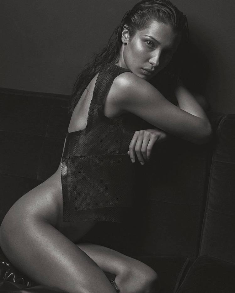貝拉哈蒂德(Bella Hadid)。圖/擷自instagram