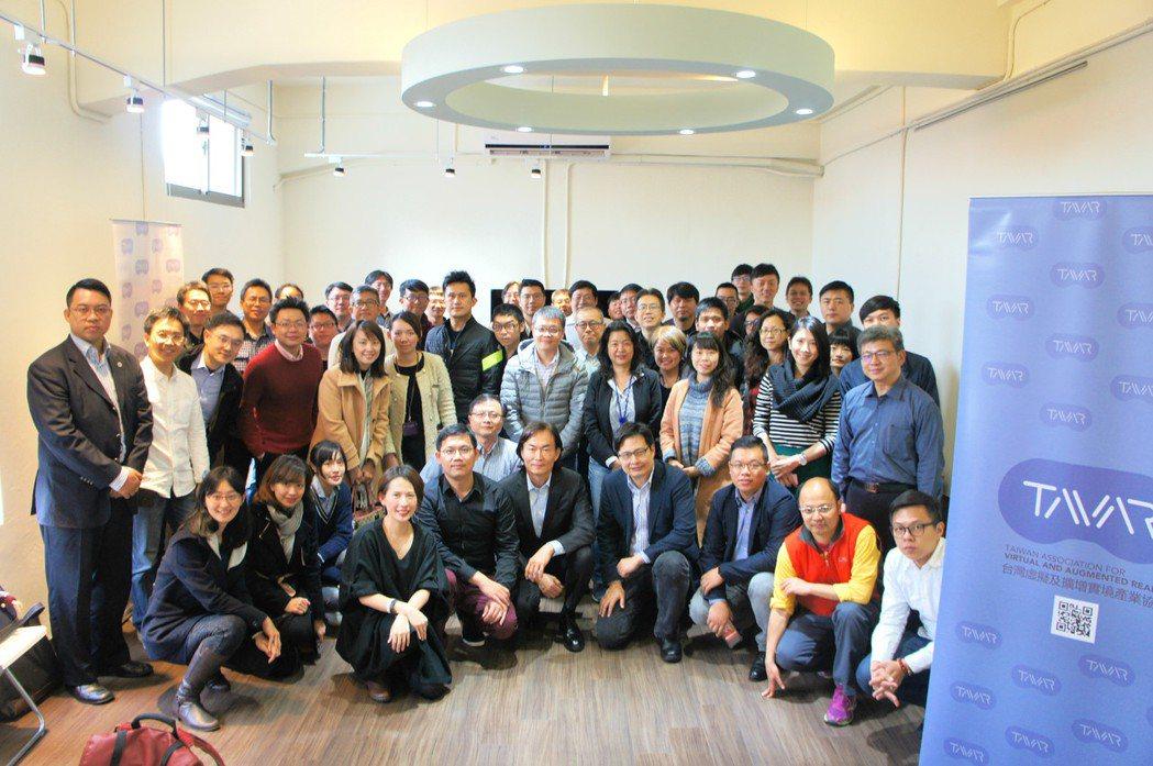TAVAR(社團法人台灣虛擬及擴增實境產業協會)昨(23)日舉行會員大會,經過一...