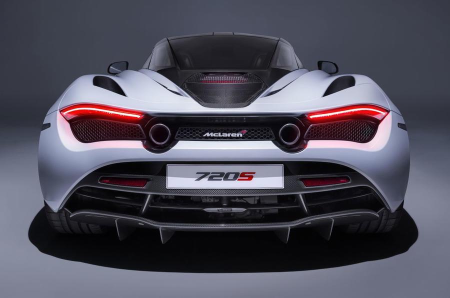 McLaren 720S。 McLaren提供