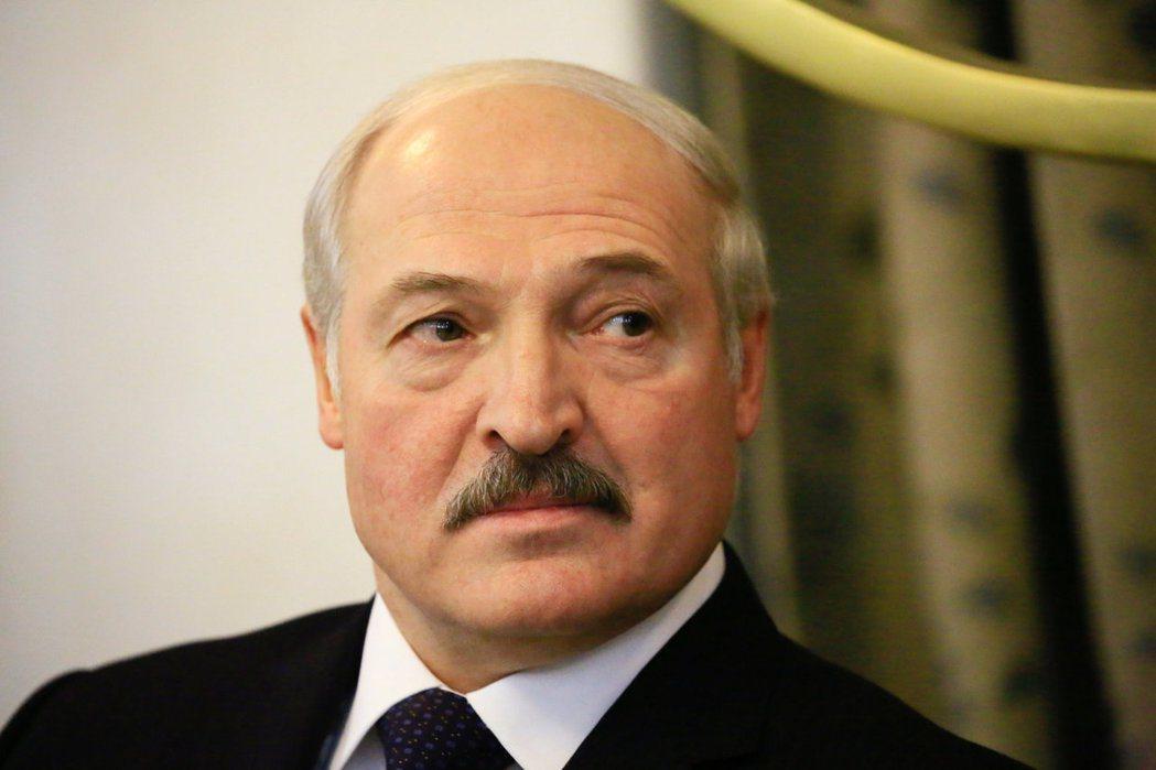 白俄羅斯總統盧卡申科。 (路透)