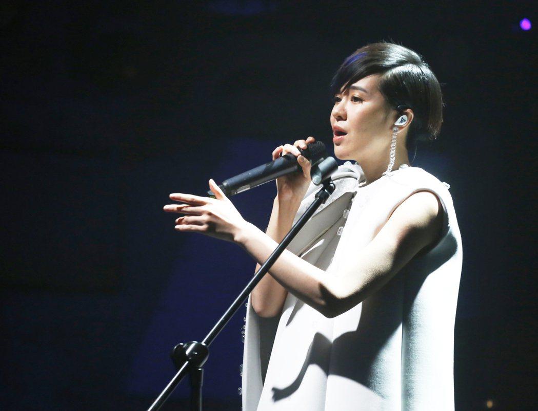 郁可唯24日開唱。圖/滾石提供
