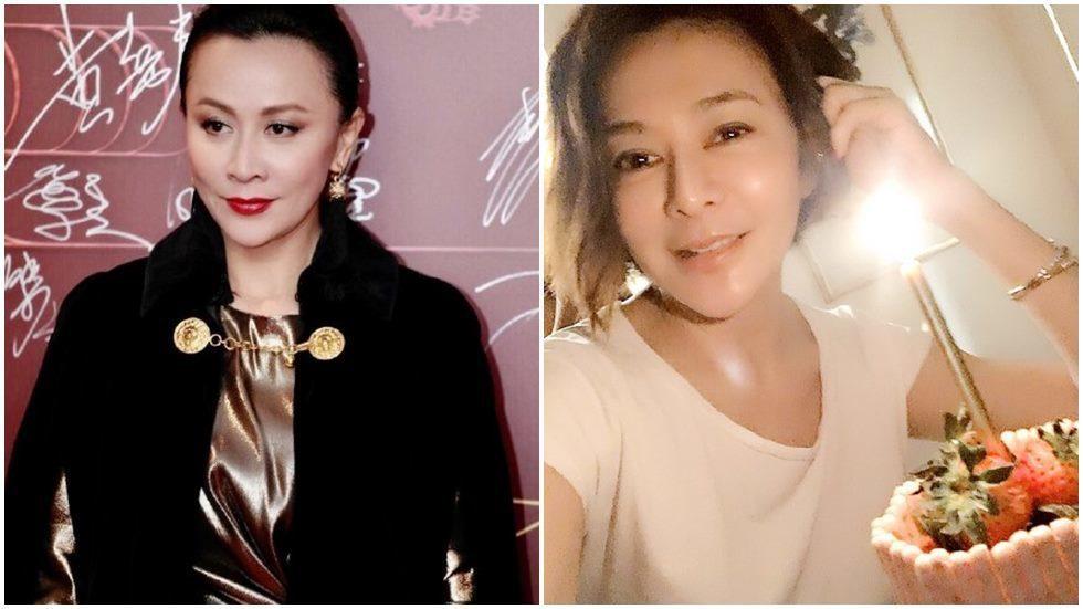 劉嘉玲、關之琳已經秘密和好。圖/摘自微博