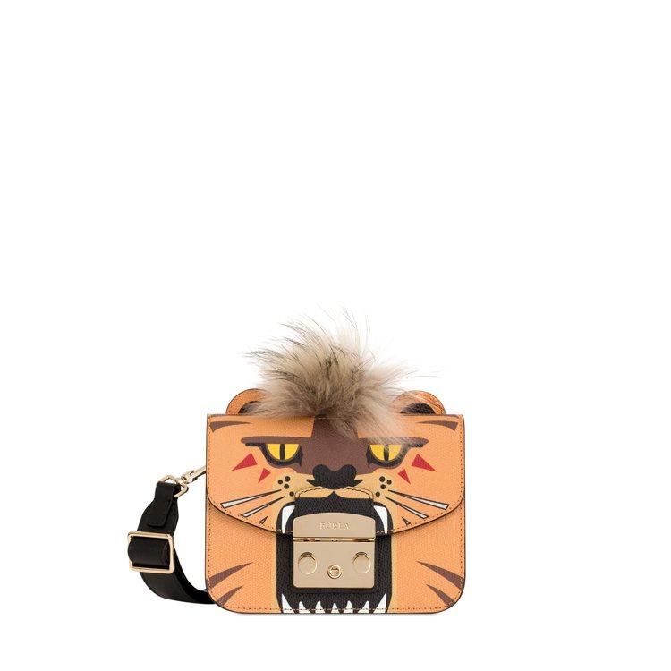 FURLA Metropolis 小獅包,15,800元。圖/FURLA提供