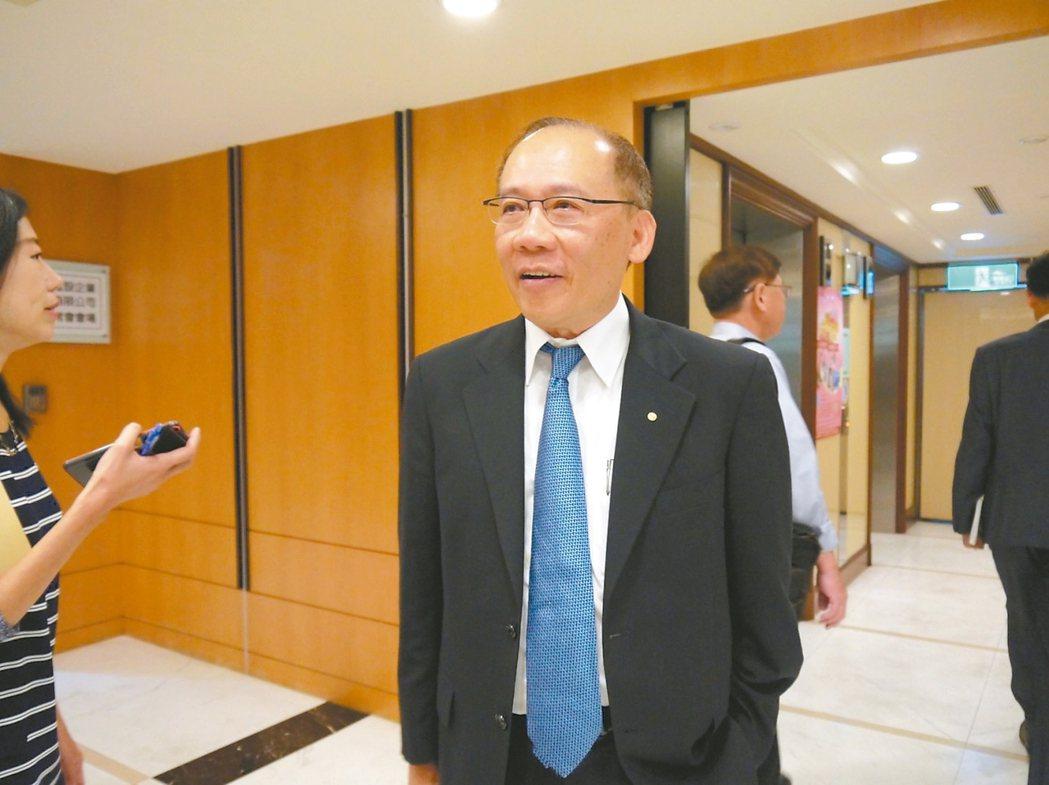 昇陽建設總經理簡伯殷 (本報系資料庫)