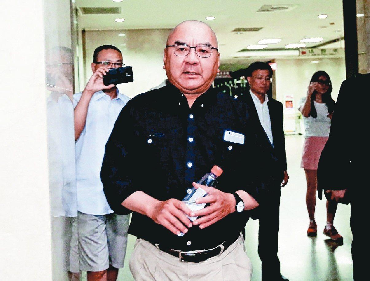 潤泰集團總裁尹衍樑。 圖/聯合報系資料照片
