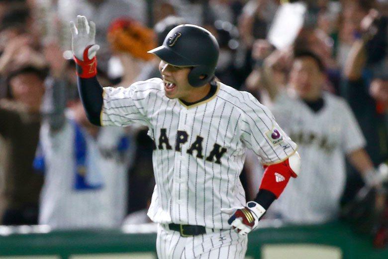 今年球季沒有經典賽來打亂節奏,山田哲人打擊表現大復活,繳出.315打擊率、34全...