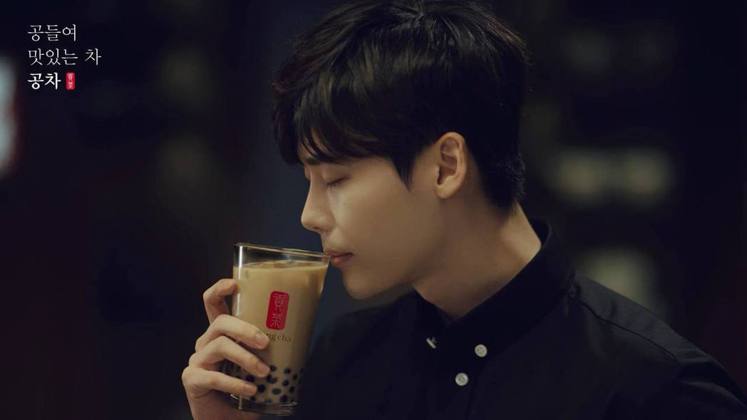 從珍珠奶茶到開啟實體店面,臺灣奶茶似乎正以一種晉級又進擊的樣貌在韓國流行起來。 圖/取自Gong Cha Korea