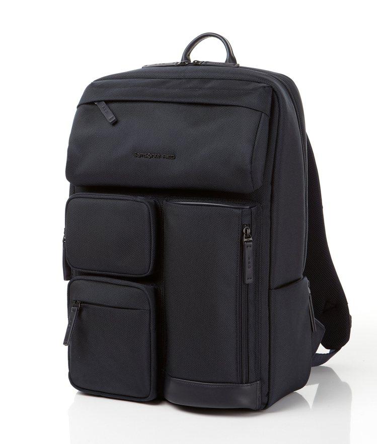 Samsonite RED Claken系列後背包,6,200元。圖/Samso...