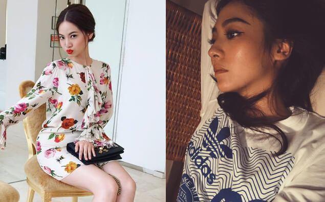 圖/曾之喬、謝沛恩臉書,Beauty美人圈提供