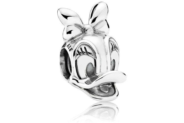 迪士尼黛絲925銀串飾,1,680元。圖/PANDORA提供