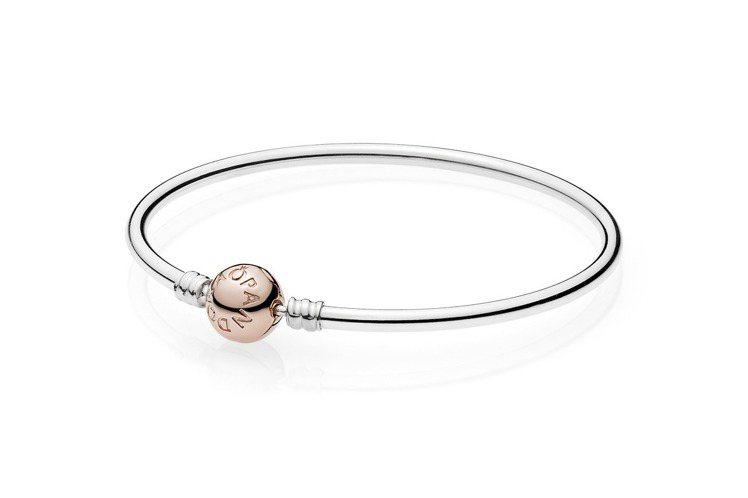 PANDORA Rose手環,3,880元。圖/PANDORA提供