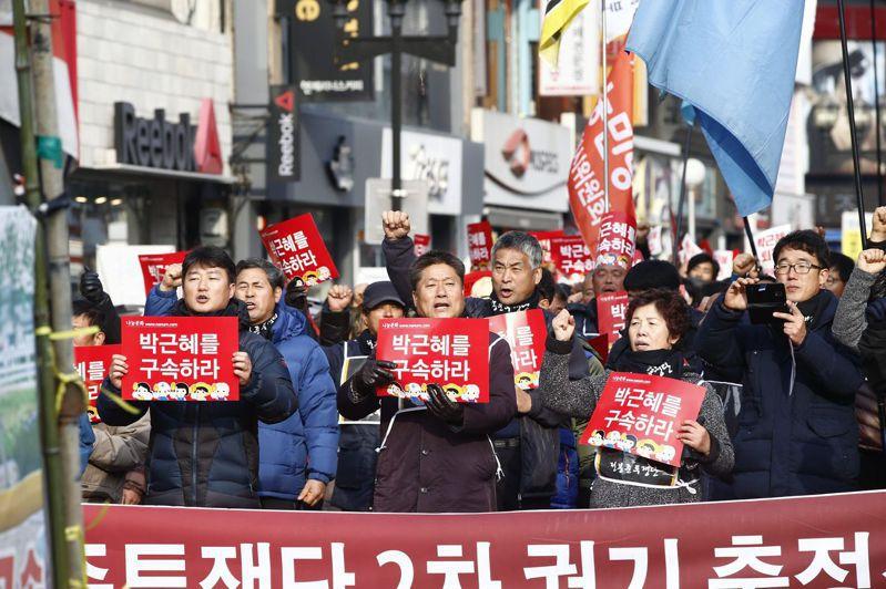 朴槿惠淪階下囚 南韓財團皮皮挫?