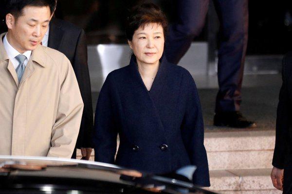 是否被逮捕 朴槿惠將出庭受審