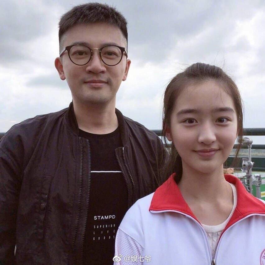 鄧恩熙演出蘇有朋執導的電影「嫌疑人X的獻身」。 圖/擷自微博