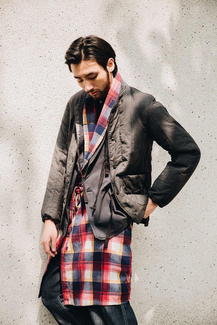 light padded jacket_Engineered Garments ...