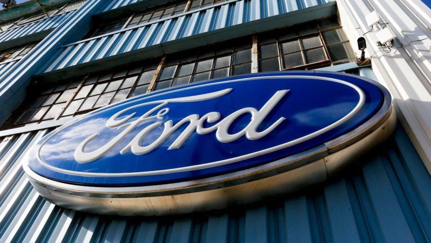 行駛間引擎可能起火,福特在北美和歐洲召回逾57萬輛汽車。(美聯社)