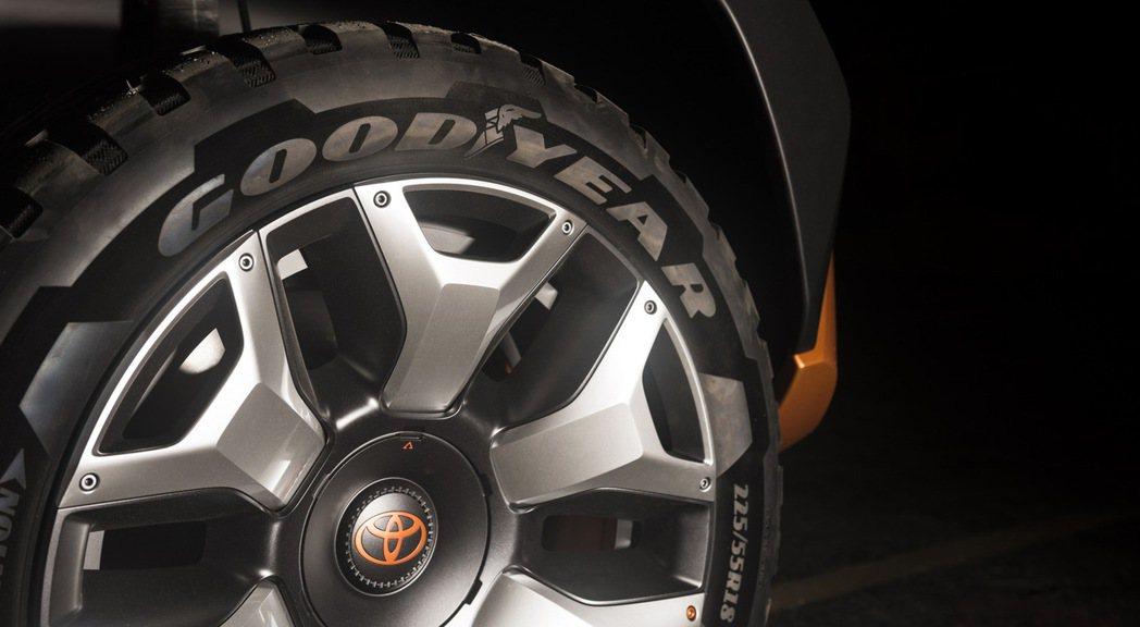 Toyota FT-4X概念車將在紐約車展亮相。 摘自carscoops.com