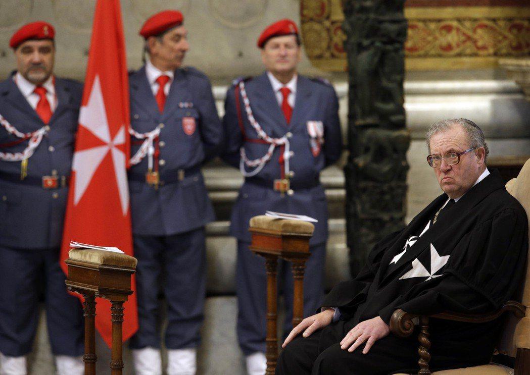 馬爾他騎士團的大教長費斯汀,後來因為強行開除了立場相對開放的總理薄思傑,而與教宗...