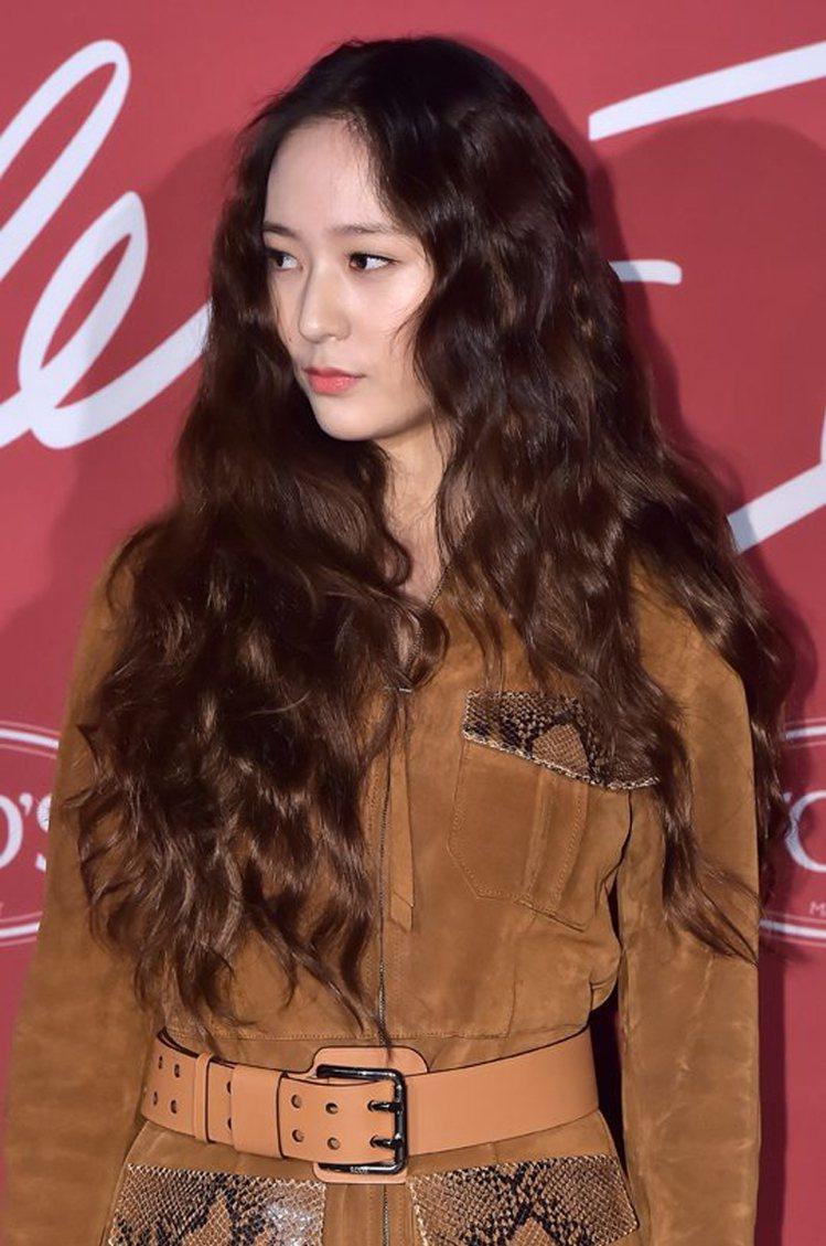 韓星Krystal。圖/擷自pinterest