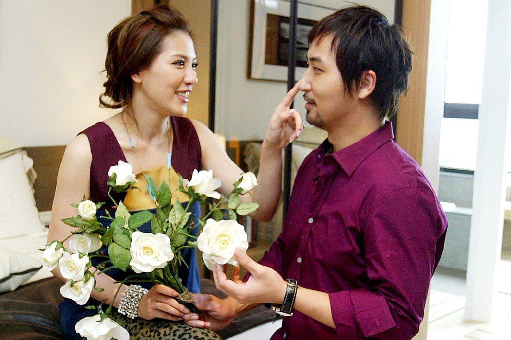 小禎與老公李進良分居多年,不過近來傳出感情回溫,婚姻看似有轉機。記者侯世駿/攝影