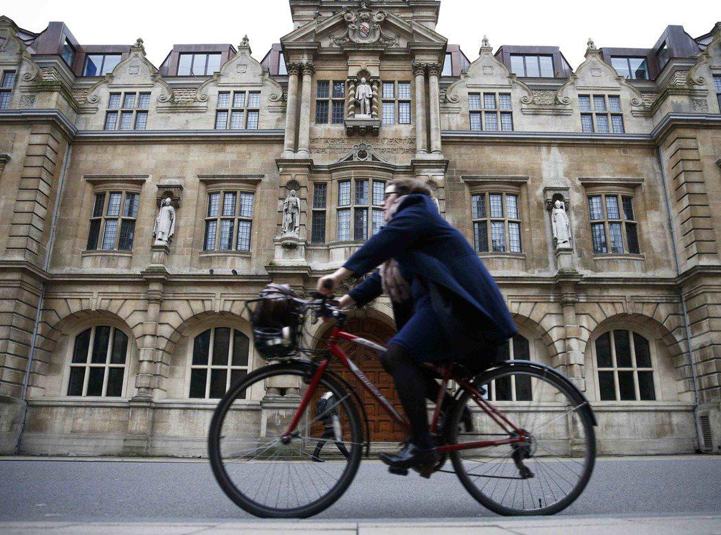 英國學術圈在脫歐後,也將面臨歐盟補助遭砍的困境。 圖/路透社