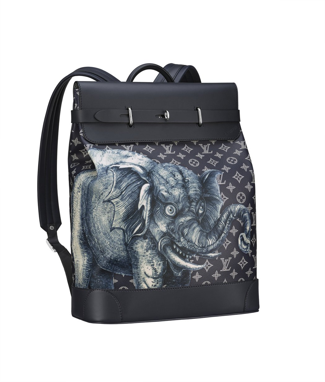 Steamer後背包,售價113,000元。圖/LV提供