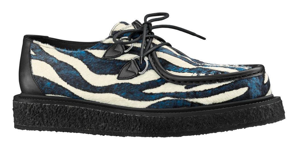 Wildlife皮鞋,售價42,000元。圖/LV提供