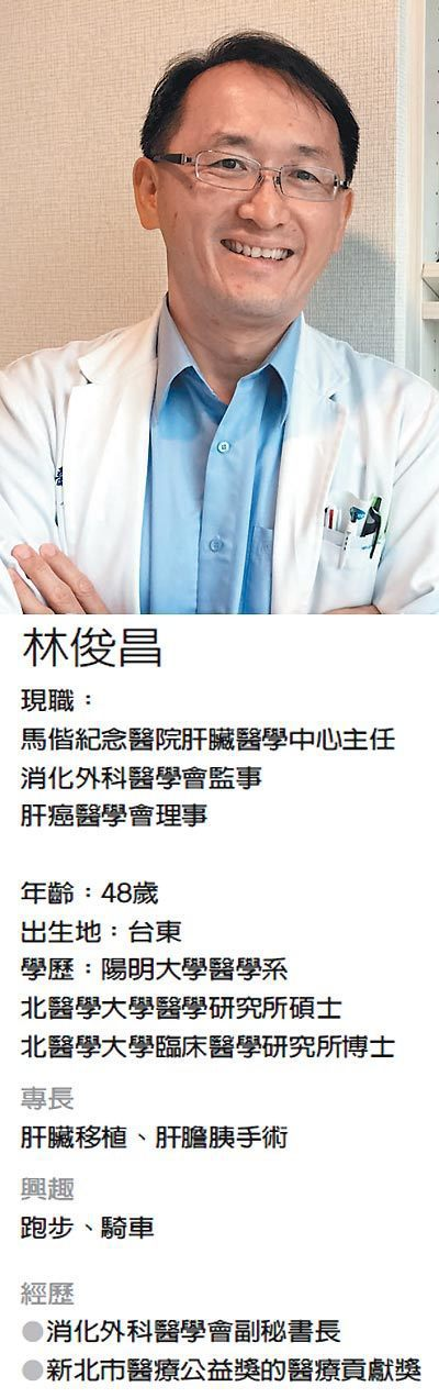 林俊昌 照片提供/林俊昌醫師