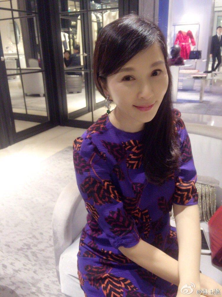 張玉嬿現今以接拍中國大陸電視劇為主。 圖/擷自微博。