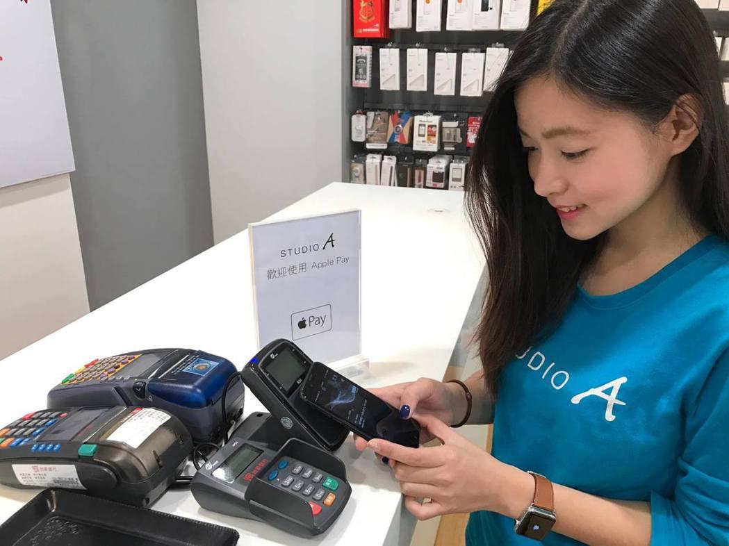Apple Pay正式上線,使用iPhone的Wallet功能綁定信用卡,就能輕...