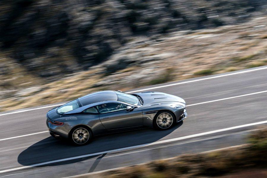摘自 Aston Martin