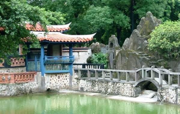 圖片來源/國定古蹟林本源園邸-板橋林家花園