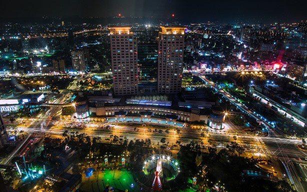 圖片來源/新北市政府大樓觀景瞭望台-Flickr(S.R.G - msucoo9...