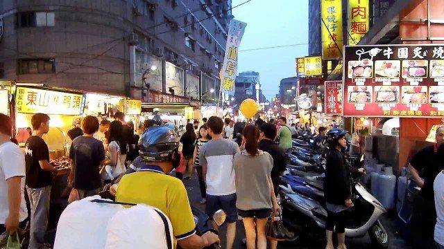 圖片來源/板橋觀光夜市-Youtube