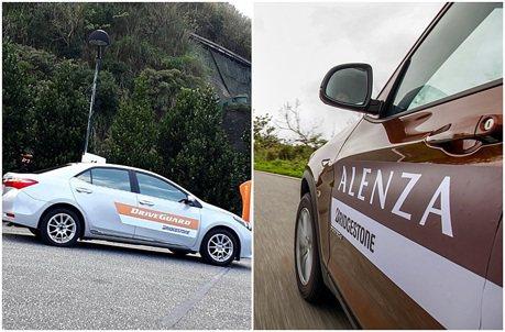 普利司通DriveGuard/Alenza試胎 靜謐舒適與安全的體驗