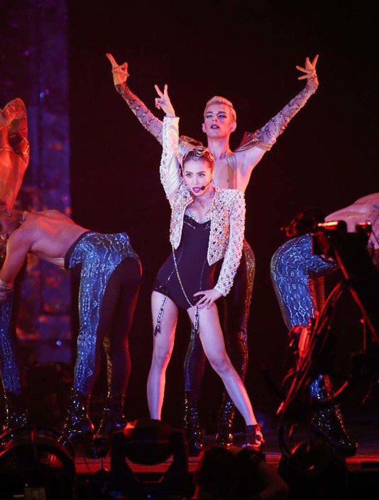 蔡依林多次在台北小巨蛋舉辦演唱會,票票難求。圖/記者陳瑞源攝影