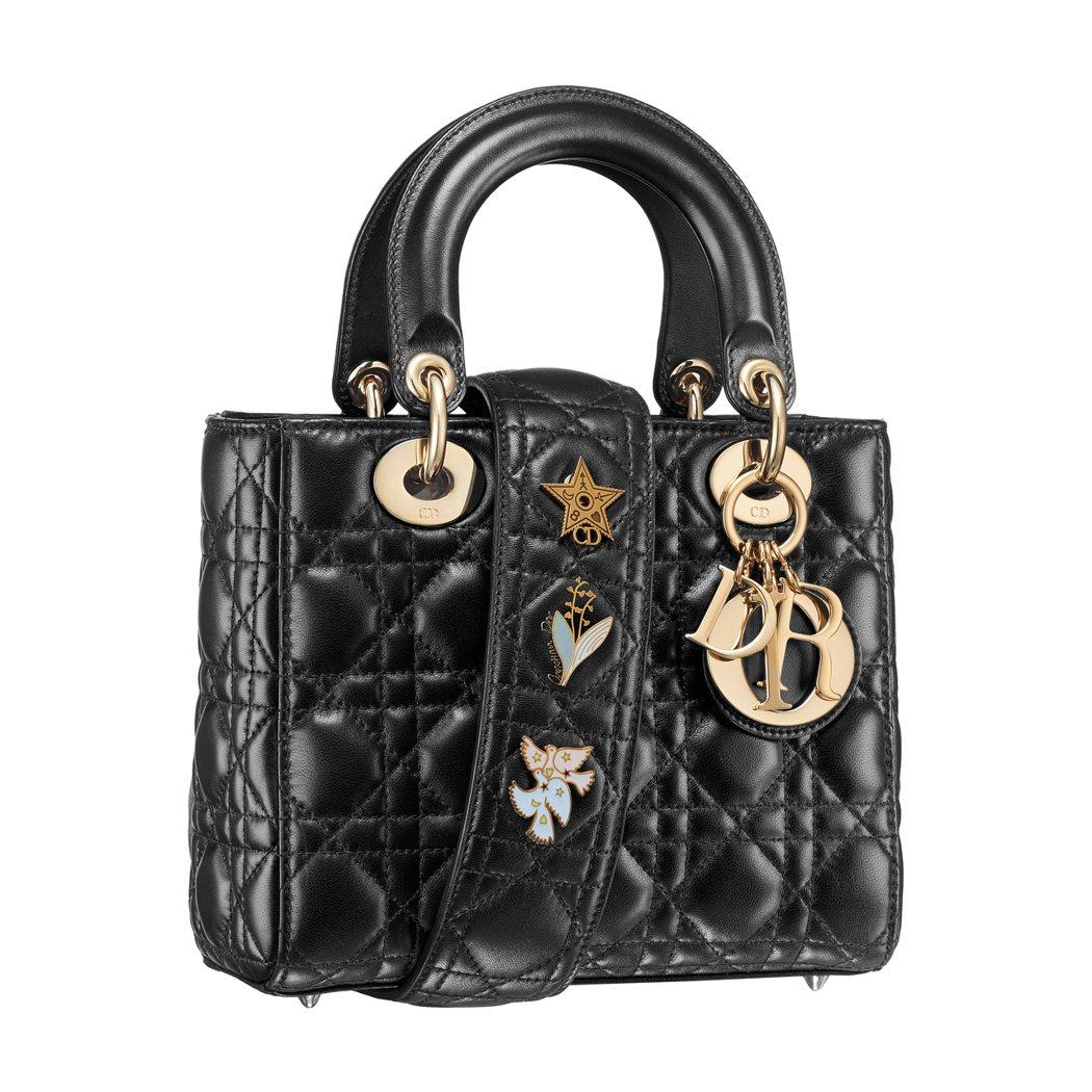My Lady Dior包款,價格店洽。圖/DIOR提供