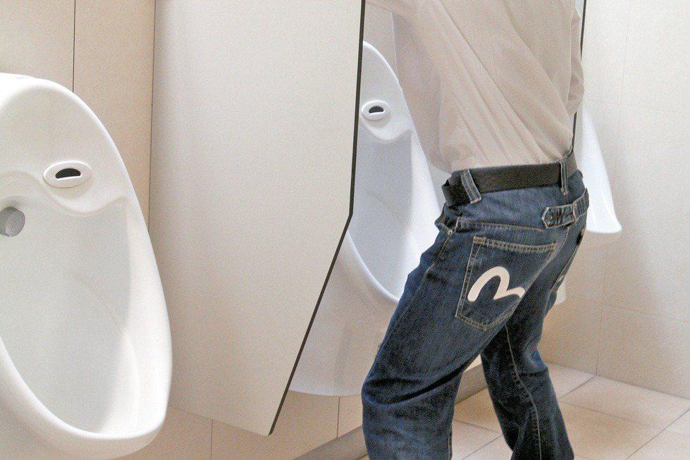 尿篩示意圖。圖/本報資料照片