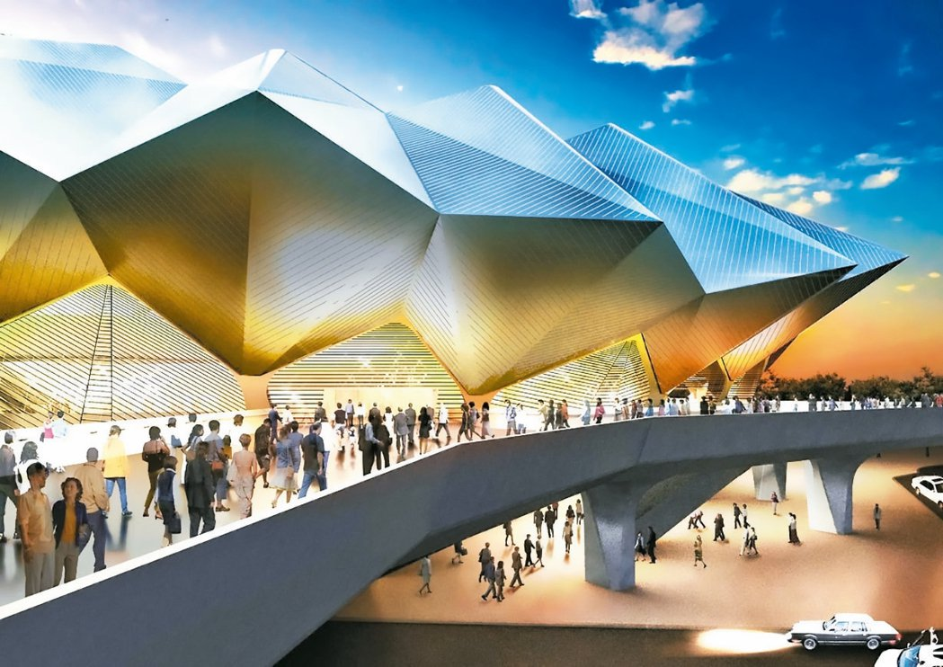 流行音樂中心將成為台灣流行樂引擎。 北市文化局/提供