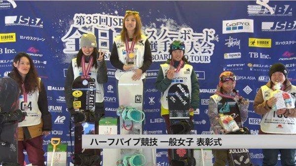 今井夢露曾是滑雪板好手。圖/摘自日網雅虎