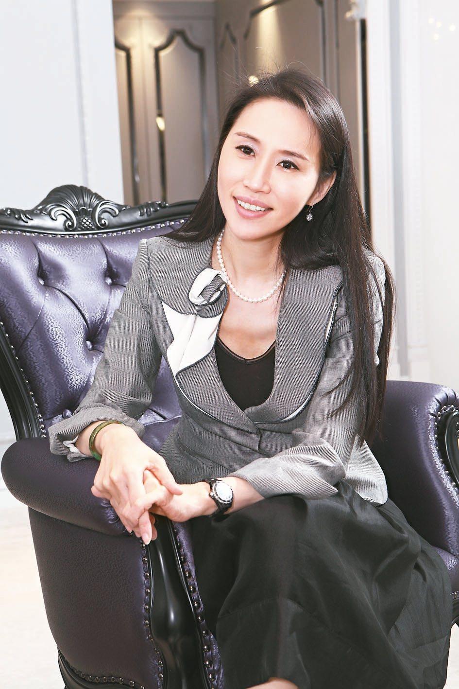 遠雄房地產總經理張麗蓉。 圖/張麗蓉提供