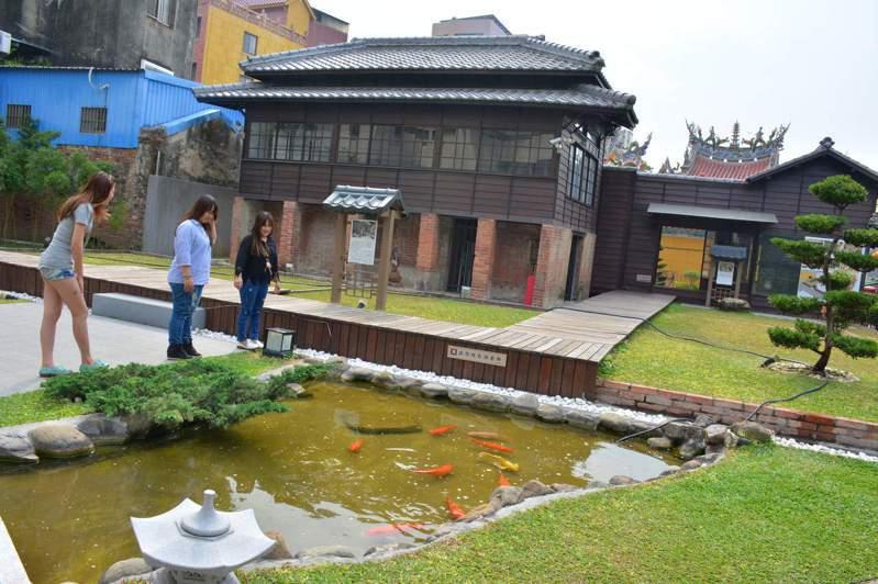台南市定紀念建築「鶯料理」,是日治時期最高級的料亭。 圖/聯合報系資料照片