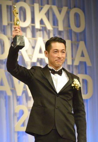 藤岡靛紅回日本後獲得許多演技獎項肯定。圖/摘自ORICON