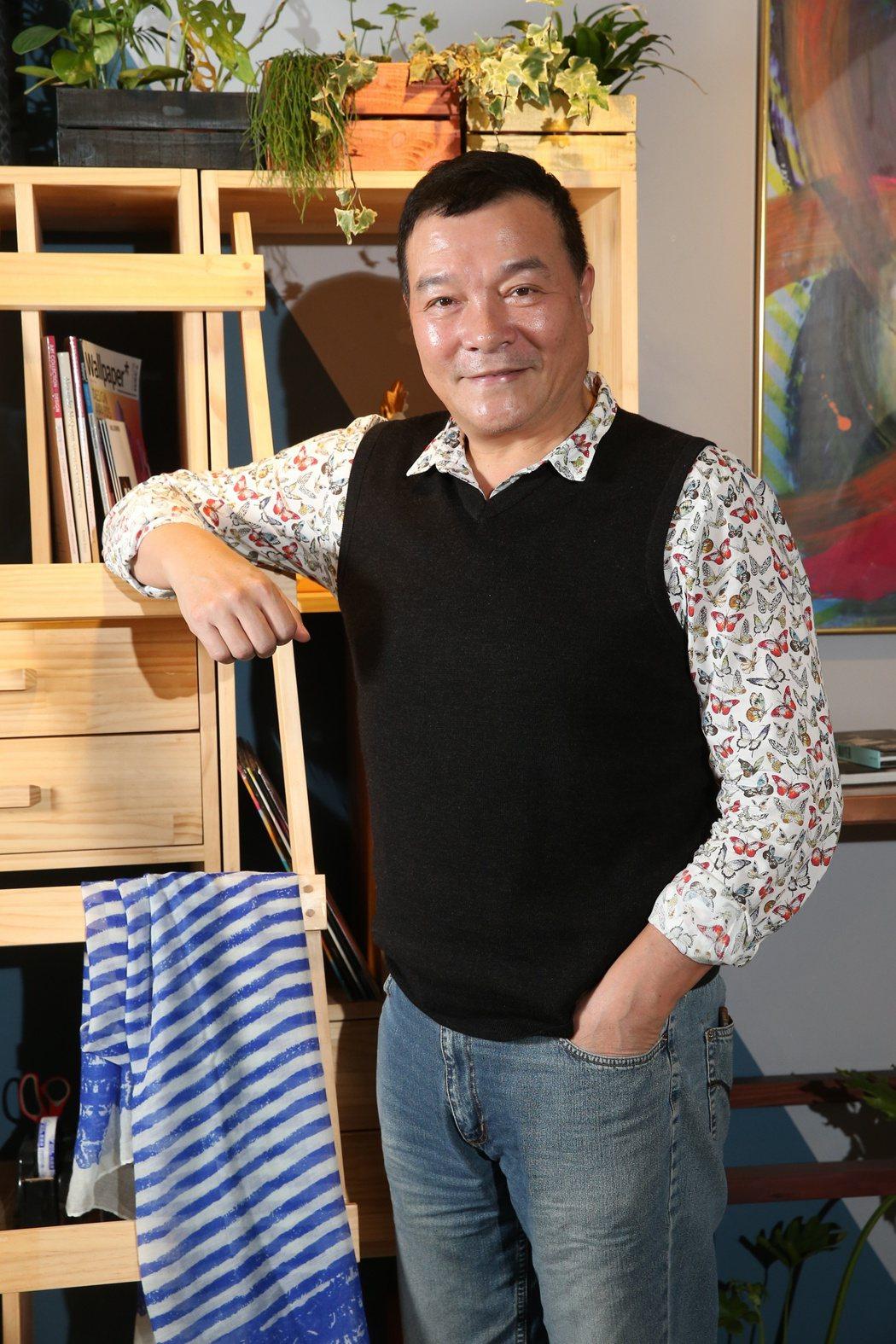 大叔團專訪 李明德。記者陳立凱/攝影