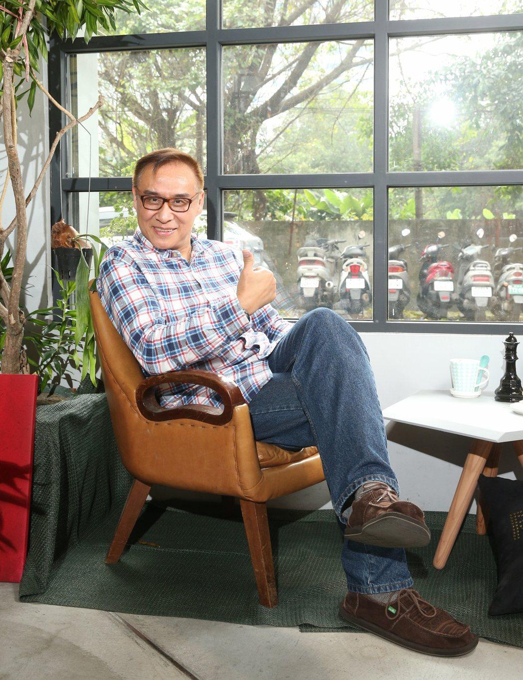 大叔團專訪 王瑞瑜。記者陳立凱/攝影