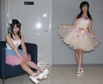 日本女子偶像團體「T♡Project」佳苗琉花、波多野結衣與大槻響昨天來台會粉絲,為三人首度在海外合體演出,門票銷售一空。