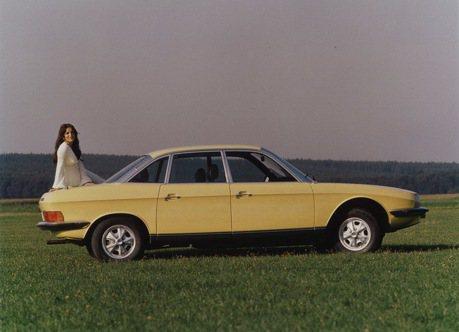 Audi骨董車見證20世紀輝煌 NSU Ro 80將是埃森骨董車展閃亮焦點