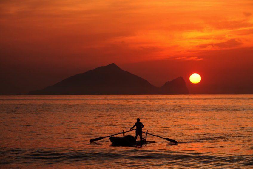 美麗的龜山島是東北角海岸線一大亮點。圖/資料照片